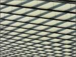 Verschiedenes/8275/dachimpressionen-im-bahnhof-lige-guillemins-271208 Dachimpressionen im Bahnhof Liège Guillemins. 27.12.08 (Jeanny)