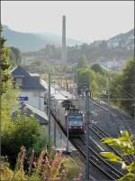 Verschiedenes/12897/morgendliche-stimmung-im-bahnhof-von-wiltz Morgendliche Stimmung im Bahnhof von Wiltz. 22.07.08 (Jeanny)