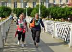 . Zwei Touristinen in Bad Ems. 25.05.2014 (Hans)