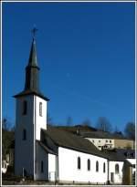 Diverses/183146/die-kirche-von-michelau-01032012-jeanny Die Kirche von Michelau. 01.03.2012 (Jeanny)